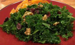 Super Easy Kale Salad